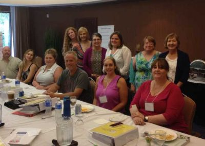 New Chronic Pain Master Trainers - 2015